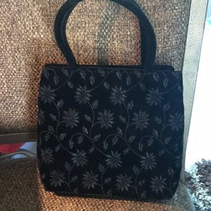 Talbot's Black Bag.